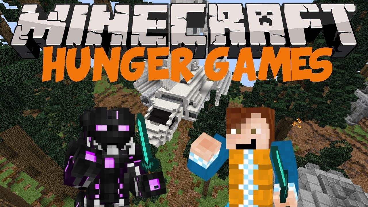 Minecraft: Hunger Games Game #9- Shortest Games Ever! (Double Feature)