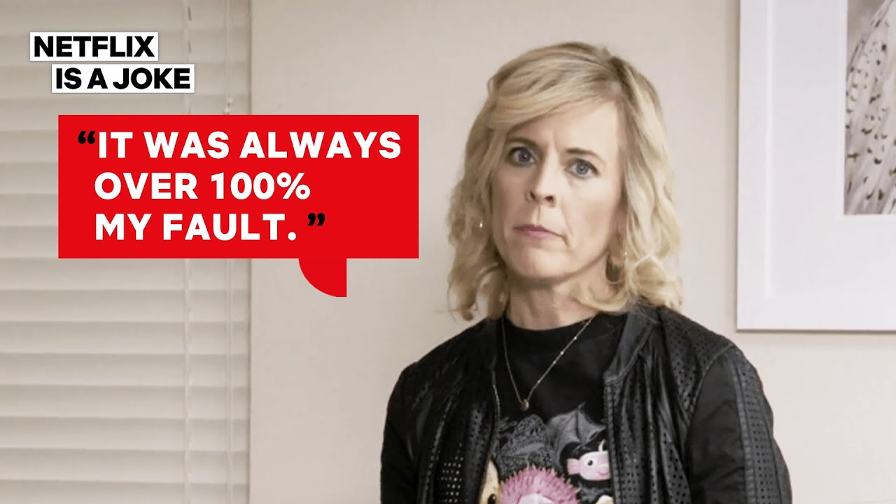 Maria Bamford Had Motel One Night Stands for 15 Years | Netflix Is A Joke