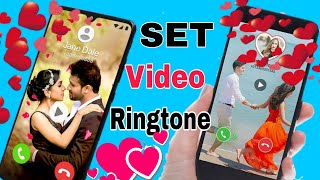 Love Video Ringtone for Incoming Call screenshot 3