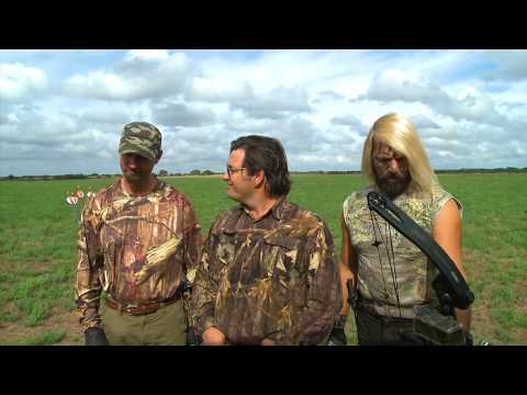 Bow Hunting Doves,