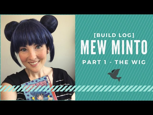 ☆[Build Log] Mew Minto Part 1 - The Wig☆