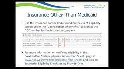 Direct Data Entry (DDE) Professional Claims in ProviderOne