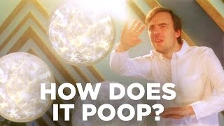 How Does The Holy Trinity Poop?