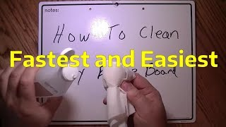 How To Remove Sharpie Permanent Marker From Dry Erase Whiteboard Fastest And Best Way