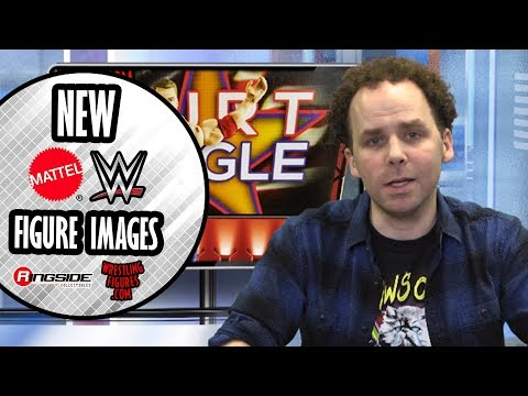 New Mattel WWE Figure Prototypes!