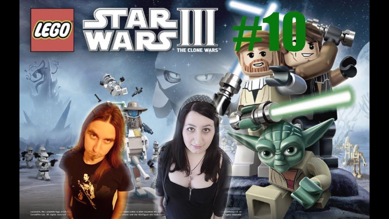 lego star wars 3 the clone wars walkthrough 100 jedi. Black Bedroom Furniture Sets. Home Design Ideas