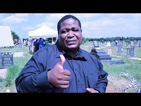 Mpho Molepo discusses death at location shoot