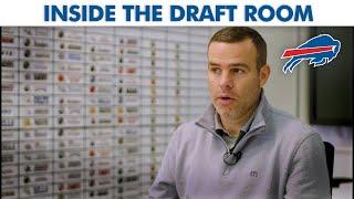 Inside the Bills Draft Room
