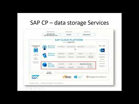 SAP Cloud Platform Integration, SAP Cloud Platform