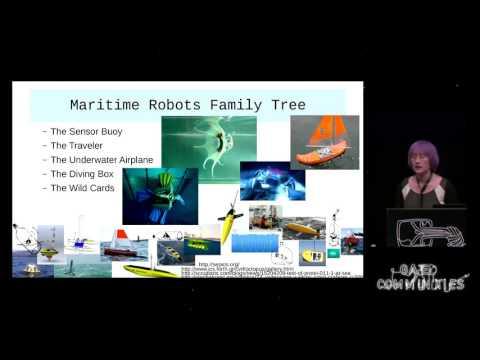 lilafisch: Maritime Robotics