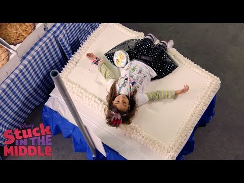 Operation: Cake | Part 3 | Stuck in the Store | Disney Channel