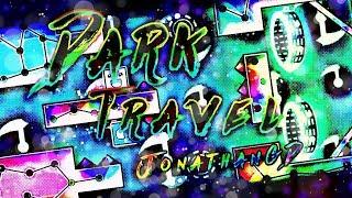 Geometry dash - Dark Travel(By JonathanGD) 100%!!!!!(144hz)
