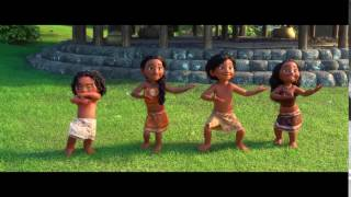 Moana 2016 - Dancing Kids HD