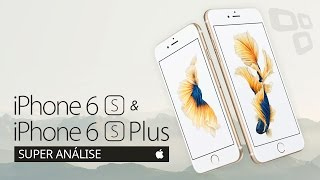 Apple iPhone 6s e iPhone 6s Plus [Análise] - TecMundo thumbnail