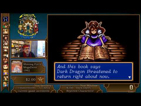 Long VOD - Camelot Month II - Day 1: Shining Force