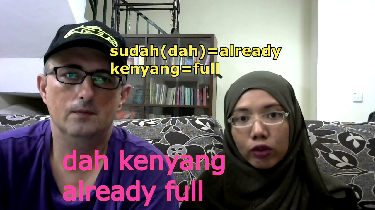 Learn Malay 25 Lets Eat Youtube