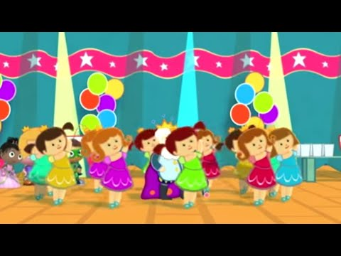 Super WHY! And The Twelve Dancing Princesses | Super WHY! S01 E21