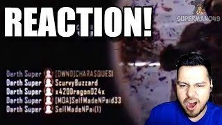 REACTING TO MY FAVORITE VIDEO EVER! - Man Of Steel   A Black Ops 2 Montage