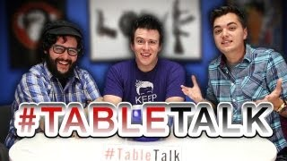 Pet Stories, Doing Life Over, and Region Restrictions! #TableTalk
