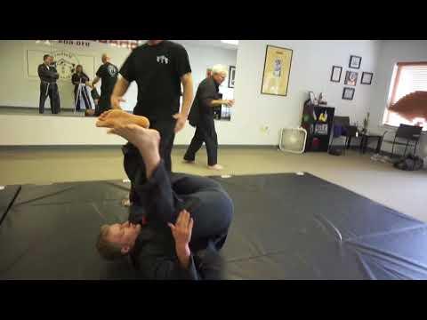 Adult Shaolin Kempo