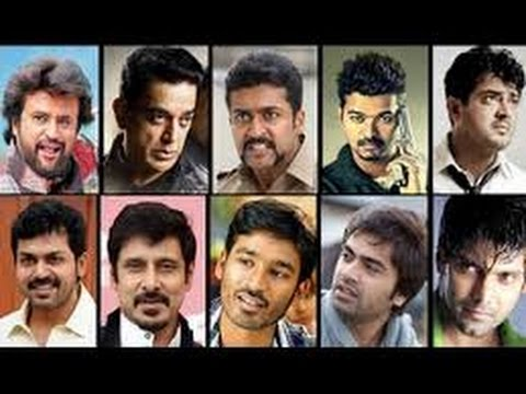 Salary of Top 10 Actors in Kollywood: