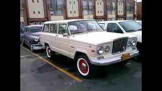 Jeep Wagonner 1964 Colombia