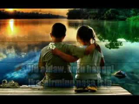 Cute Hug Wallpaper Paglaom Bicol Song Lyrics Youtube