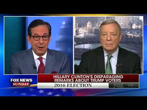 Durbin rips Hillary Clinton for remarks in India about Trump voters