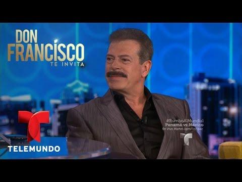 Don Francisco Te Invita | Sergio Goyri revive sus años de rockero | Entretenimiento