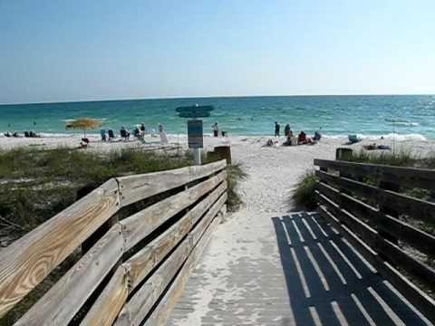 Lido Key Beach, Sarasota, Florida #1