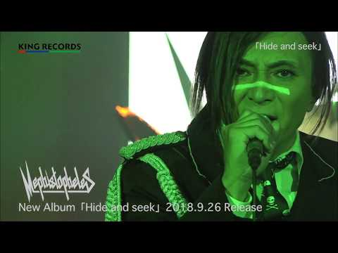 「Hide and seek」MV (Full ver.) /MEPHISTOPHELES