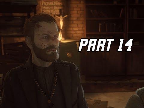 VAMPYR Walkthrough Gameplay Part 14 - Sad Priest (4K Let's ...