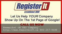 Best Toronto SEO Company Newmarket ON - 905-257-8698