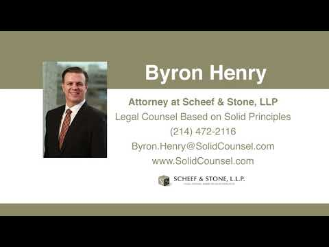 Trumps Challenge on Media  Network Licenses | Byron Henry, Scheef & Stone, L.L.P.