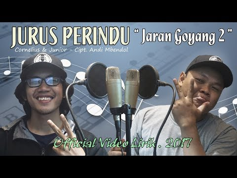 JURUS PERINDU (Jaran Goyang 2) - Cornelius & Junior Cipt. Andi Mbendol (Official Video Lirik)