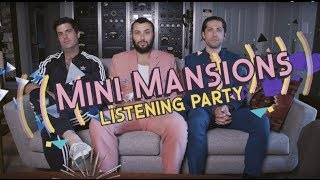 Mini Mansions – 'Bad Things (That Make You Feel Good)' (Official Video)