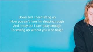 Lewis Capaldi - Tough - Lyrics