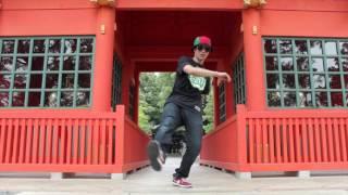 街舞教學 How to Breakdance | Toprock | Indian Step/Cross Roads