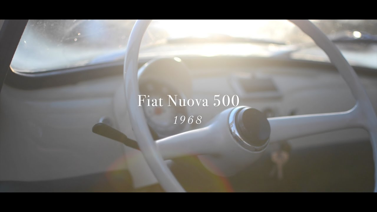 © FIAT NUOVA 500 - 1957   4K - GH4
