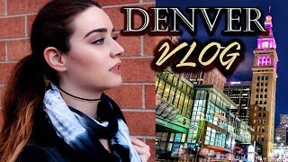 Vlog | My trip to Denver | Part 1