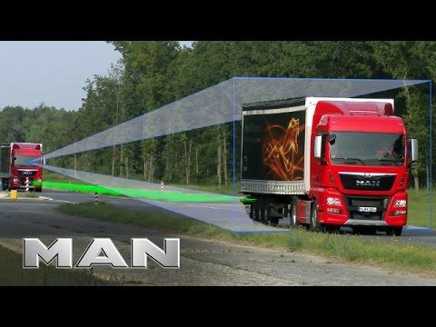 Man Acc Adaptive Cruise Control Youtube