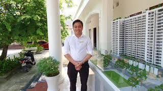 Thăm Sa bàn chung cư La Fortuna Vĩnh Yên | Đặng Thế Anh