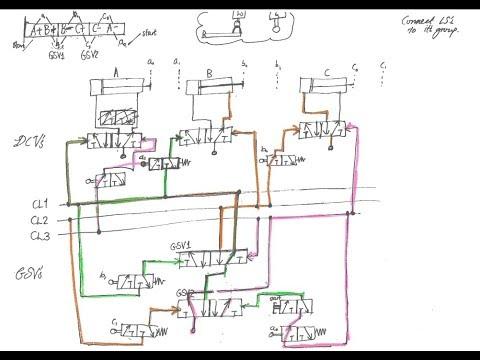 Pneumatic Circuit Design - Find Wiring Diagram •