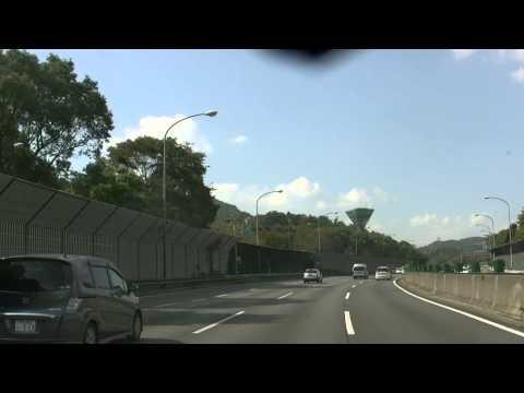 アキーラさんドライブ②中国道・兵庫県・西宮市付近・Nishinomiya-city,Chugoku-highway,Hyogo,Japan