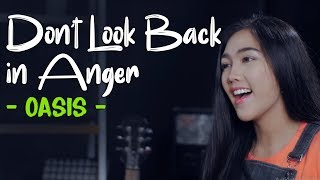 Don 39 t Look Back In Anger Oasis Cover by Alvita