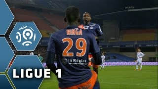Video Gol Pertandingan Montpellier vs Guingamp