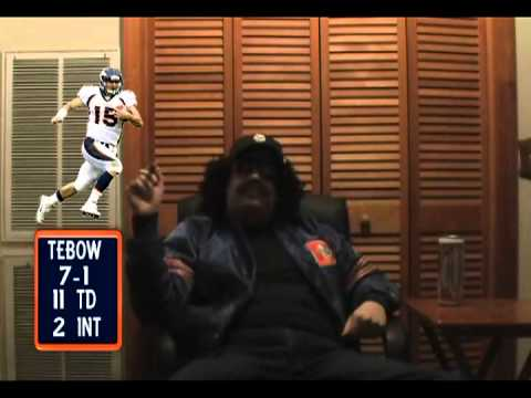 Tim Tebow Denver Broncos 2011 NFL Season Highlights Pt. 1