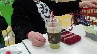 어머니 서순자 롯데마트 커피숍