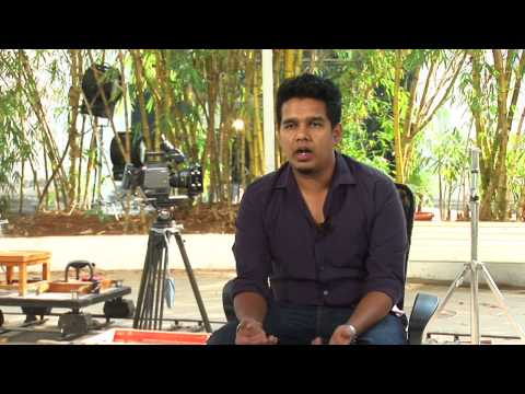 Jayesh Ugade describes a day in the life of a Production-coordinator
