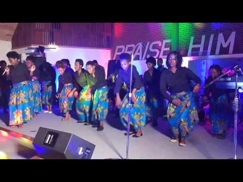 El Shaddai Band last song on Sunday PRAISE HIM!!